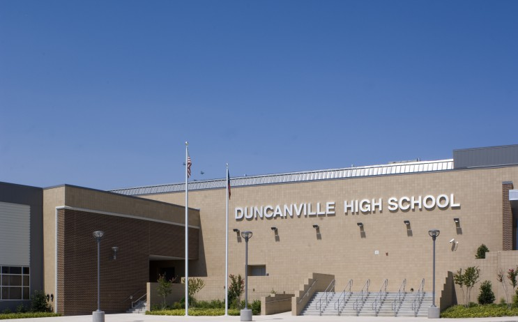 Duncanville High School Elgin Butler Company