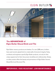 The Elgin Butler Advantage