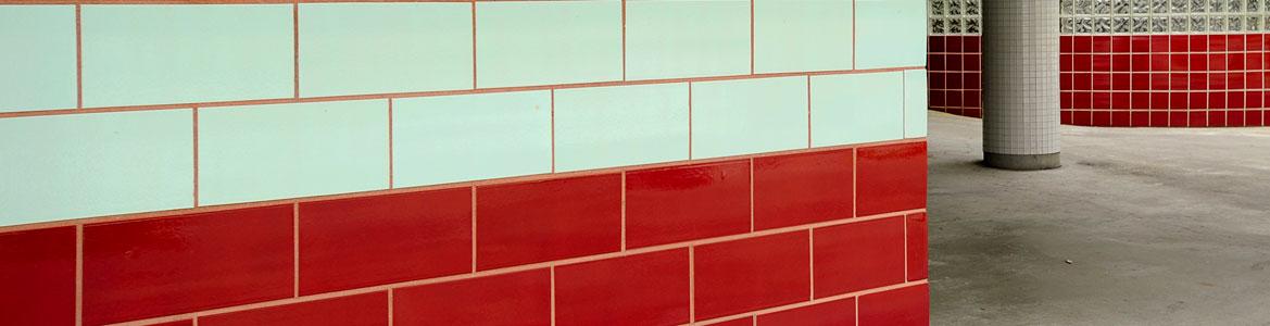 Glazed Cinder Blocks : Glazed tile design ideas