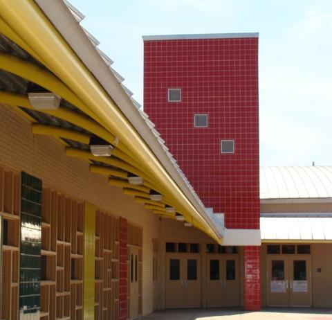 Las palmas elementary school elgin butler company - Showroom las palmas ...