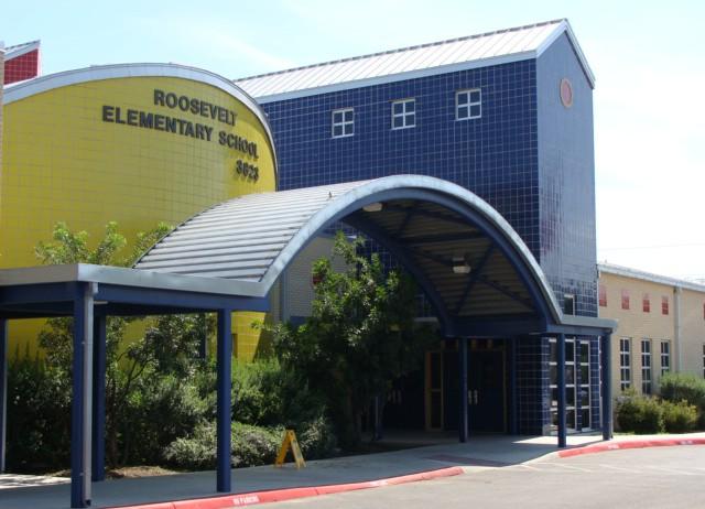 Roosevelt Elementary School   Elgin Butler Company